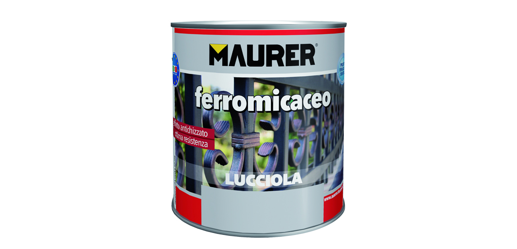 SMALTO SINTETICO FERROMICACEO - 750 ML
