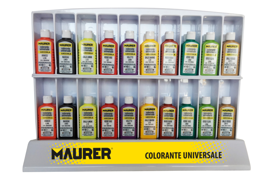COLORANTE UNIVERSALE - 40 ML